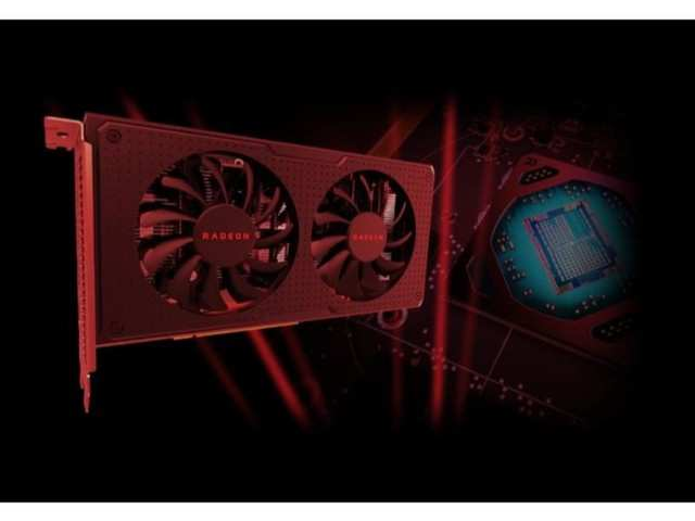 AMD launches Radeon RX 590 graphics card, priced at around Rs 20,056