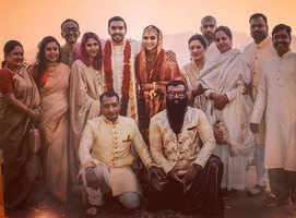 New pics show couple as perf Konkani couple
