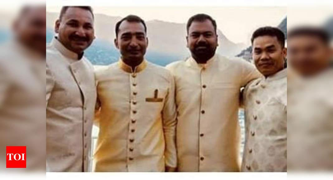 Deepika Padukone and Ranveer Singh marriage: The couple ...