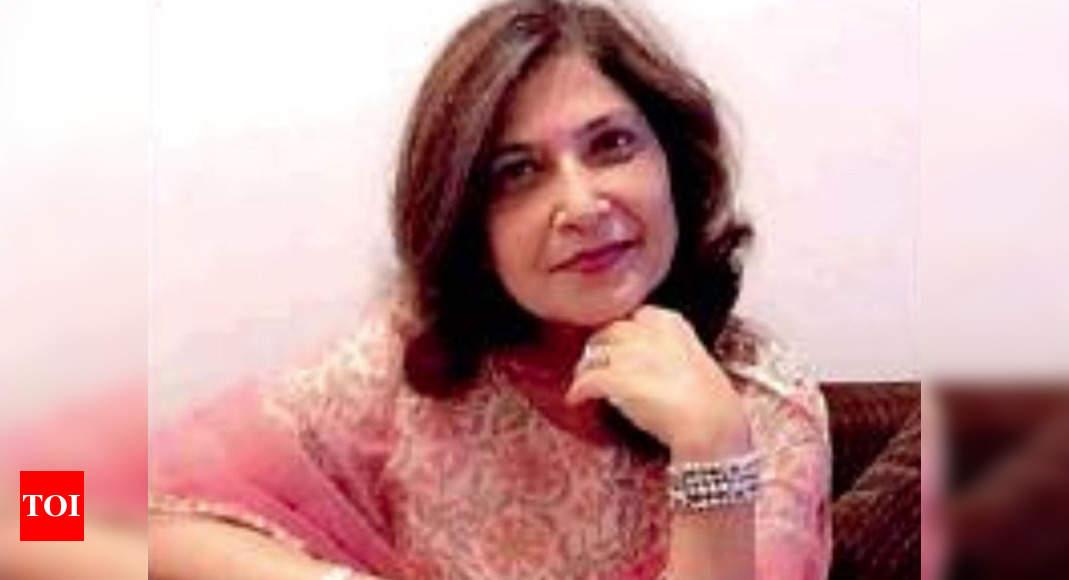 Delhi Fashion Designer Mala Lakhani Was Stabbed Till The Knife Broke Delhi News Times Of India