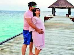 Our baby is really lucky to have Yash as a father: Radhika Pandit