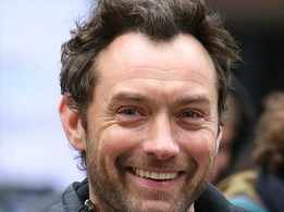 Jude Law got morale boost after JK Rowling approved his Dumbledore