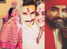 DeepVeer wedding: Guests share inside images