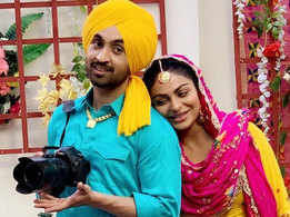 Shadaa: It's a wrap for Diljit Dosanjh and Neeru Bajwa starrer