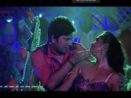 Aniket Vishwasrao in item number Gangey