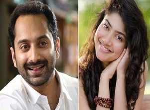 Fahadh, Sai Pallavi team up for a romantic thriller
