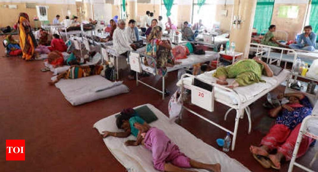 68% of Ayushman beneficiaries get treatment in pvt hospitals - Times of India