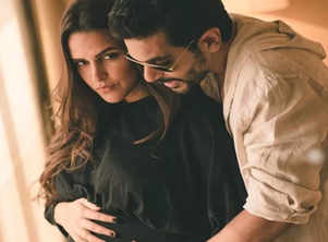 Neha Dhupia, Angad blessed with baby girl
