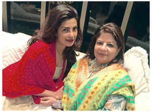 PC's chill time with mommy Madhu in Paris