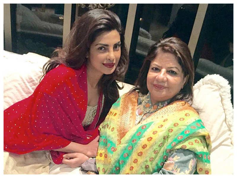 Photos: Priyanka Chopra is having a gala time with mother Madhu Chopra in Paris
