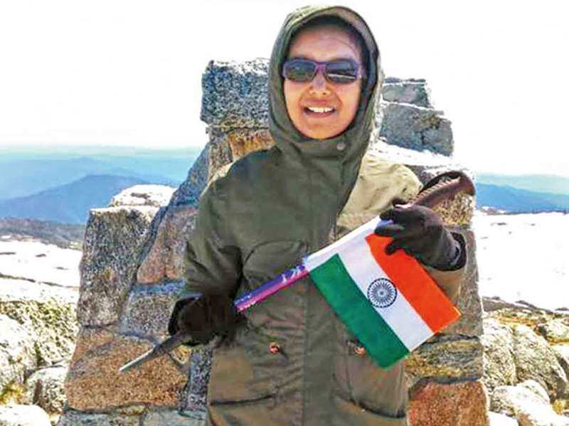 I want to be the youngest mountaineer to scale the 7 tallest peaks in the world: Kaamya Karthikeyan