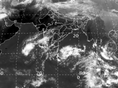 Chennai weather: Low pressure in Bay of Bengal likely to