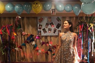 Manushi Chhillar celebrates 1 year of her Miss World win
