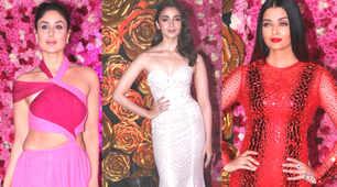Bollywood celebs grace award show in Mumbai