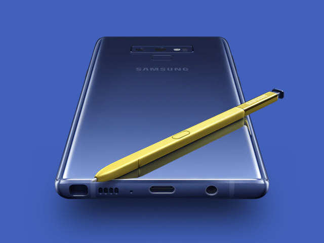 Samsung may launch a 'new' Galaxy Note 9 soon, here's how it looks like