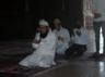 Namaz at the Taj
