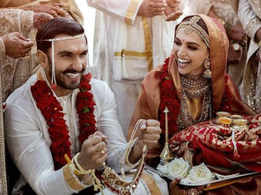 Deepika Padukone and Ranveer Singh's wedding photos