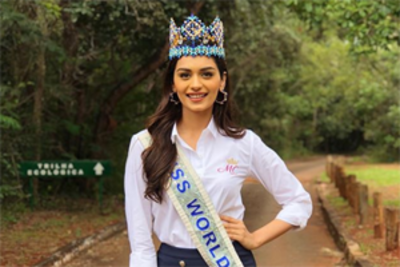 Manushi Chhillar's final message before crowning her successor