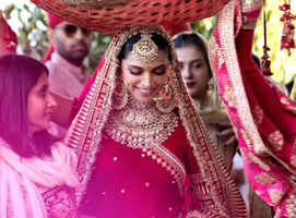 Beauty lessons to learn from Deepika Padukone's wedding