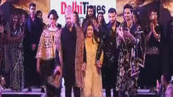Mehraab showcases its gorgeous collection at DTISW 2018