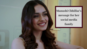 Manushi Chhillar's message for to her fans for social media support