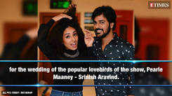 Srinish Aravind and Pearle Maaney to get engaged by December, 2018?