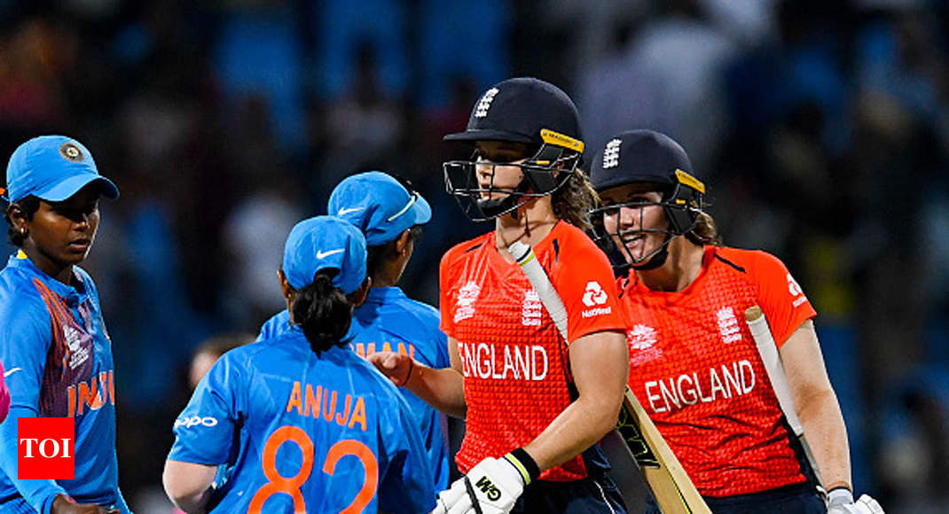 icc women u0026 39 s world cup 2018  indian women crash out in