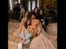 Photo: Kriti Sanon, Kriti Kharbanda, Pooja Hegde and Warda Khan Nadiadwala come together for a stunning picture on the sets of 'Housefull 4'