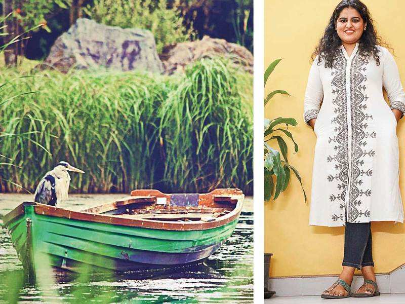 Hyderabad girl Tanvi Kesari's  'Bamboo Boat Project' can be a life saver for flood victims