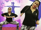 Rani Chatterjee's recent yoga pictures will give you fitness goals