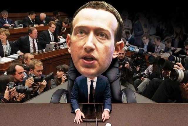 Facebook vs British Parliament