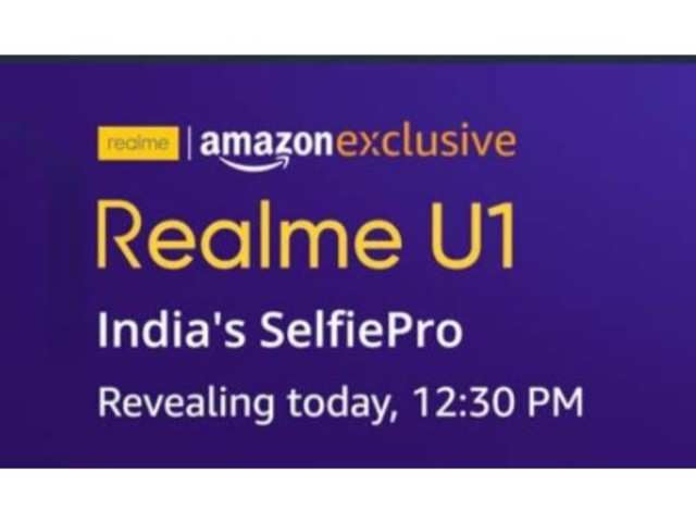 Realme U1 India launch today: Likely price, specs and more