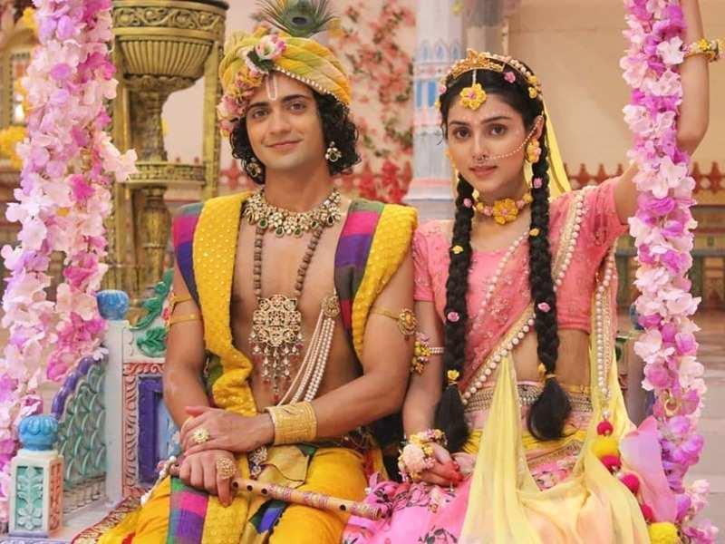 Radha Krishna New Serial Radha Krishna To Premiere Soon Times Of India