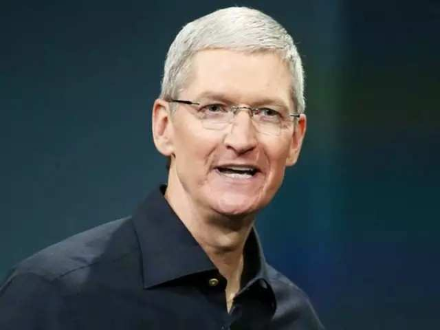 This is how Apple CEO starts his day