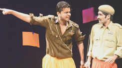 Play 'Ek Aur Durghatana' staged at Jawahar Kala Kendra