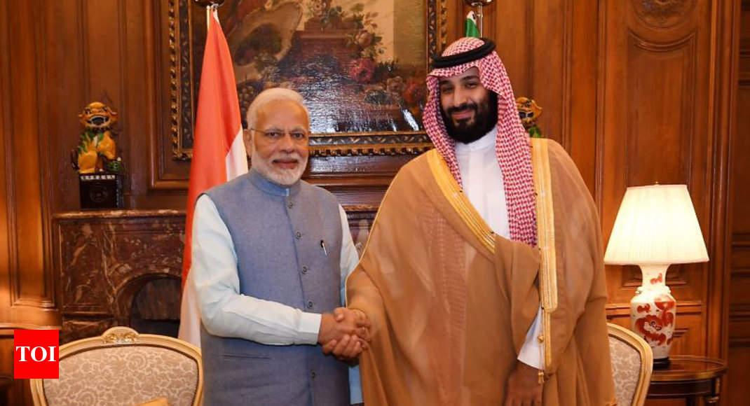 G20 Summit Narendra Modi Meets Saudi Crown Prince