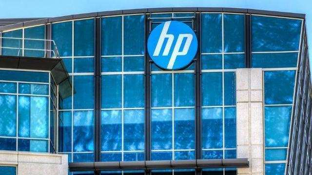 HP Inc revenue tops estimates on personal systems business