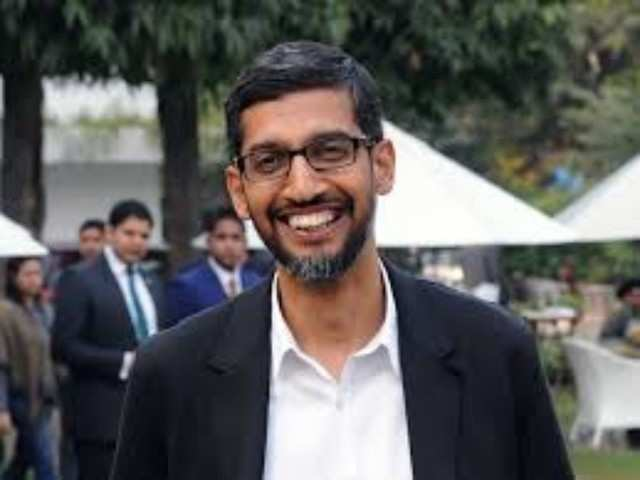 Who is the CEO of Google?