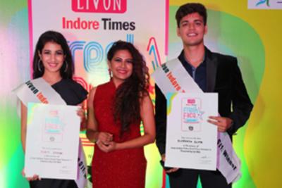 Times Fresh Face Season 11 Indore winners announced