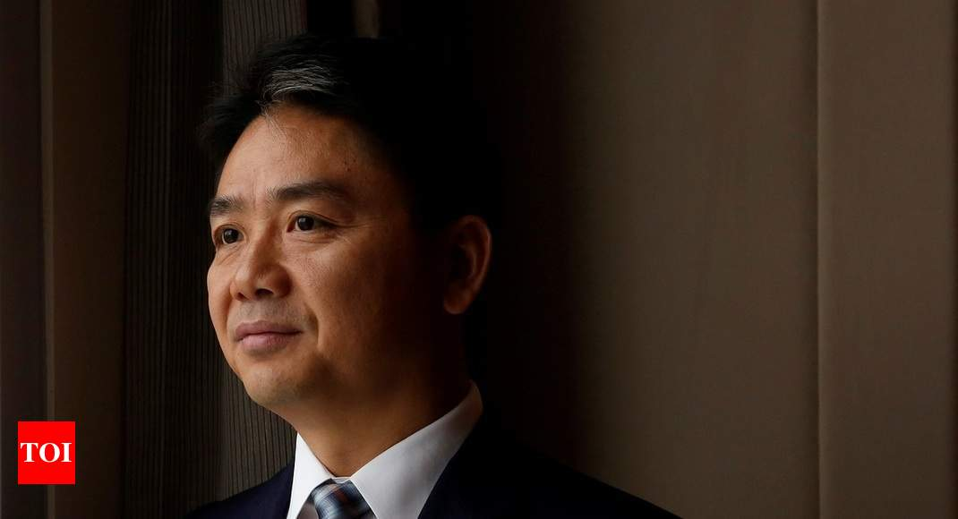 JD.com founder's rape accuser says she was lured to dinner ...