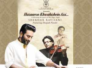 Capital to witness musical tribute to Jagjit Singh