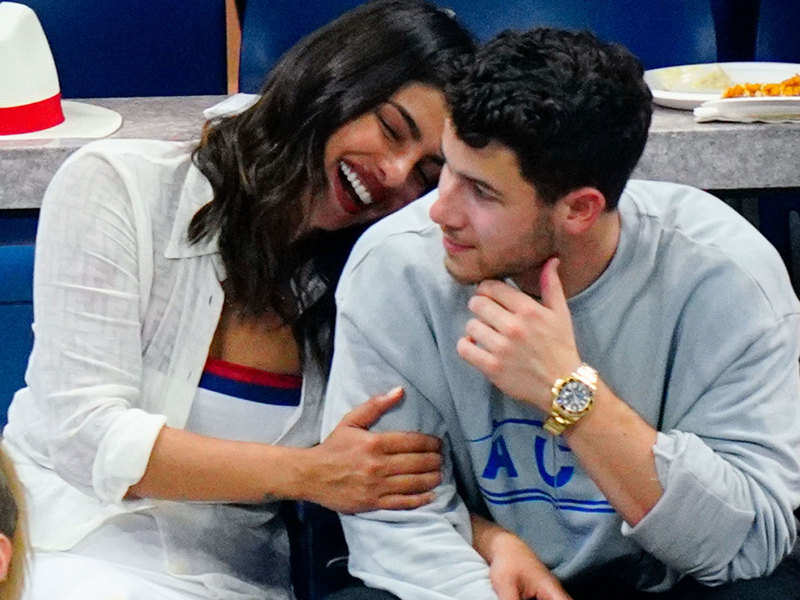 Newlyweds Priyanka Chopra and Nick Jonas reveal details about their first kiss, first date and best gift