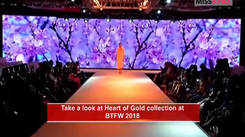 Take a look at Heart of Gold collection at BTFW 2018