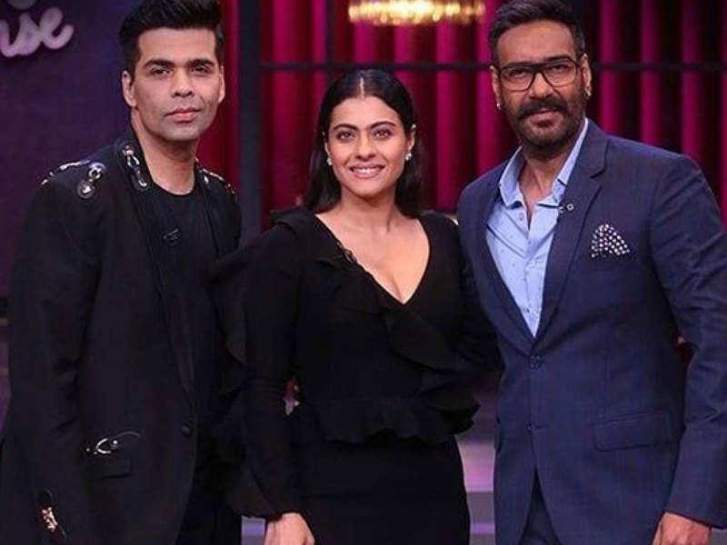 Ajay Devgn had advised Kajol to patch things up with Karan Johar ...
