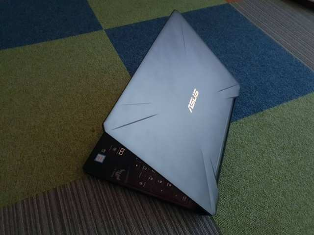Asus TUF FX505 review: Asus TUF FX505GM-ES065T Laptop (Core i7 8th