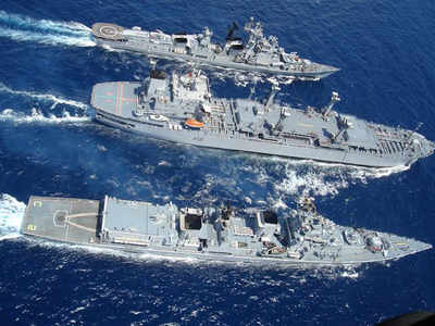 China-wary India OKs 56 new warships, 6 new subs in 10 years | India