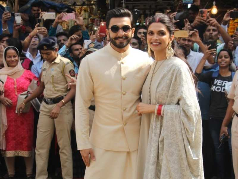 Deepika Padukone Opens Up About Her Ranveer Singh Her Wedding And The Changes After Their Marriage Hindi Movie News Times Of India