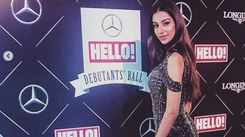 Beauty queens at Hello Debutants Ball Awards
