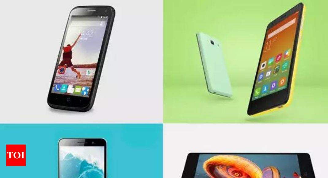 List of Best Android Mobiles Under 7000 in India