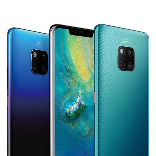 The perfect enterprise device to watch out for- Huawei Mate 20 Pro